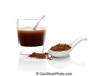 Reishi healthy powder and drink