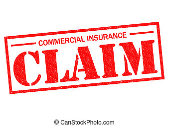 reivindicação, comercial, seguro