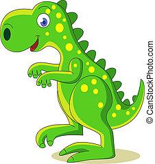 reizend, dinosaurier