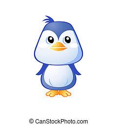 reizend, pinguin