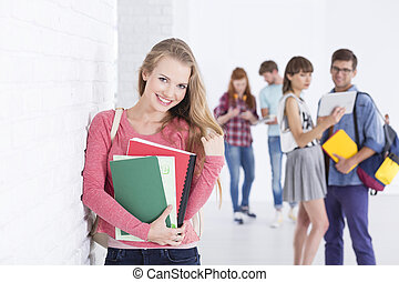 reizend, student