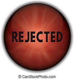 REJECTED red button badge.