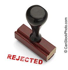 Rejected Stamper
