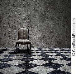 rejtély, ezüst, szoba