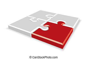 rejtvény, piros, 3