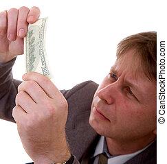 rekening, vervalsen