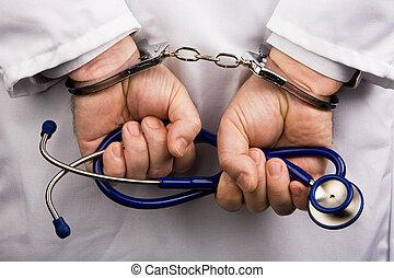 rekeningen, arts