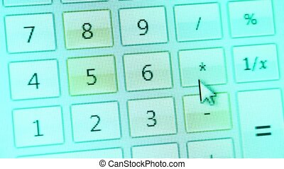 rekenmachine, digitale