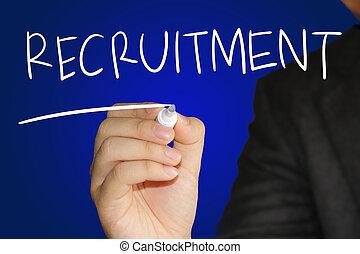 rekrutering