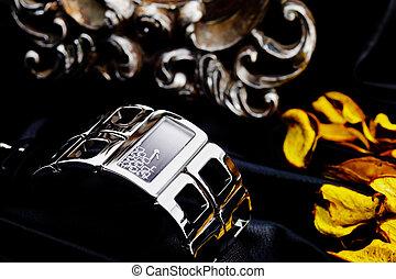 relógio, pulseira