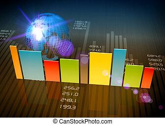relatório, gráficos