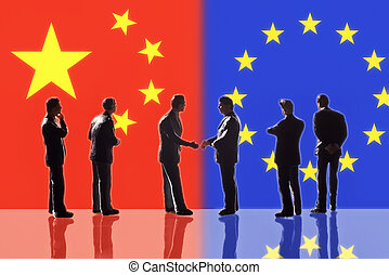 Relations between Europe and China