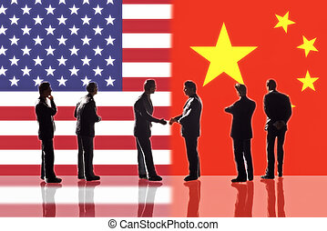 Relations between the USA and China