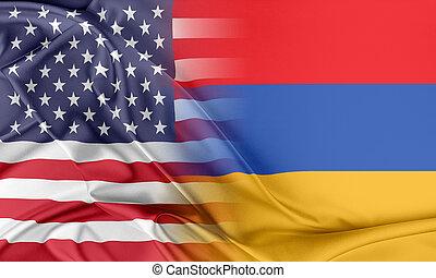 USA and Armenia