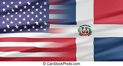 USA and Dominican Republic - Relations between two countries...