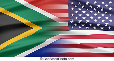 USA and South Africa - Relations between two countries. USA...
