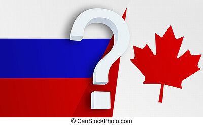 Relationship between the Russia and the Canada