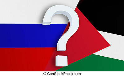 Relationship between the Russia and the Palestine