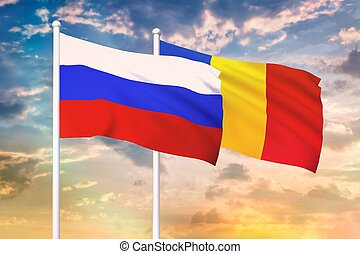 Relationship between the Russia and the Romania