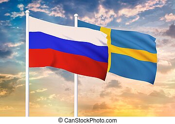 Relationship between the Russia and the Sweden