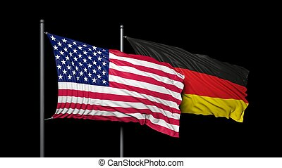 Relationship between United states of America and Germany