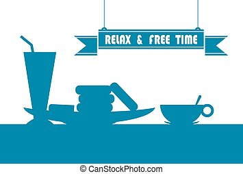 relax  and free time