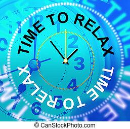 relaxante, relaxe, relaxamento, tempo, tranqüilo, mostra