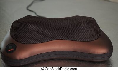 Relaxation Massage Pillow Vibrator Electric.