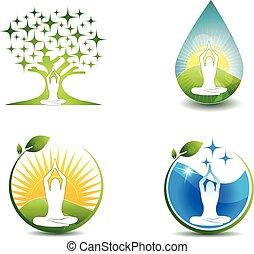 Relaxation symbols