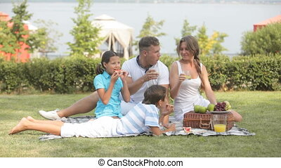 Relaxed family