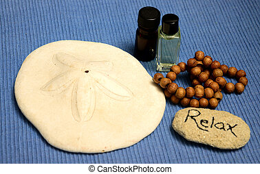 relaxing spa products for aromatherapy