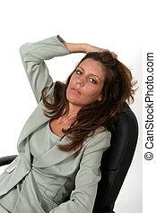 Relaxing Woman 2