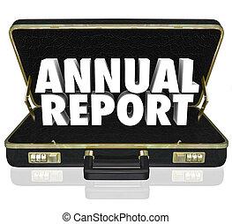 relazione annuale, cartella, parole, rendiconto gestionale, limatura