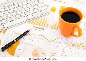 relazione, tabelle, dati, grafici
