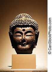 Relic in South Korea,Buddha