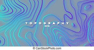 relief., topografia