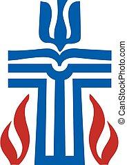 religião, símbolo, presbyterian