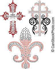 religión, cruz