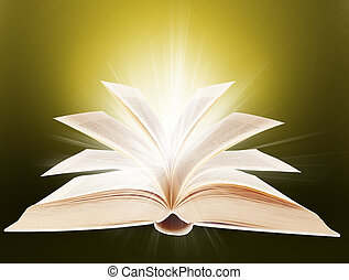 religión, libro