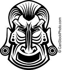 religiöses, maske