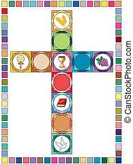 religie, kruis