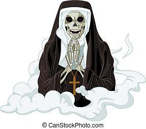 religieuse, horreur