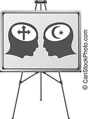 religieux, fanatiques