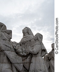 religion, Cerro de los Angeles in Getafe, Madrid. monument inaugurated by King Alfonso XIII