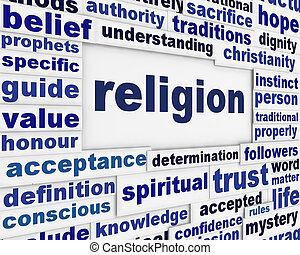 religion, message, fond