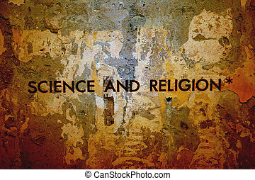 religion, science