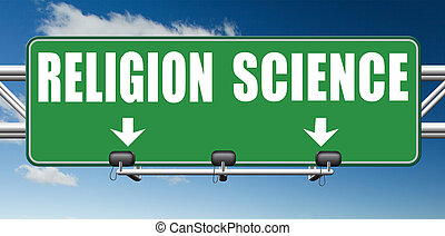 religion, science, relation