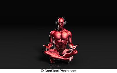 religion, vie, musique
