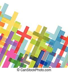 religione, concetto, croce, cristianesimo