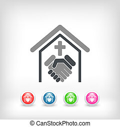 religiosas, relacionamento